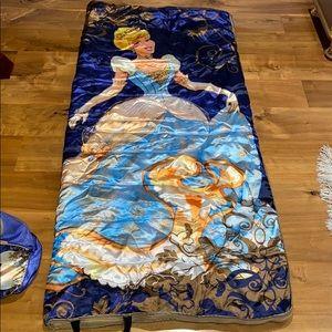 Cinderella sleeping bags